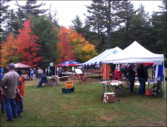 Adirondack Rural Skills and Homesteading Festival (29 September 2012)