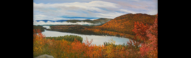 Edith Urban: Loon Lake
