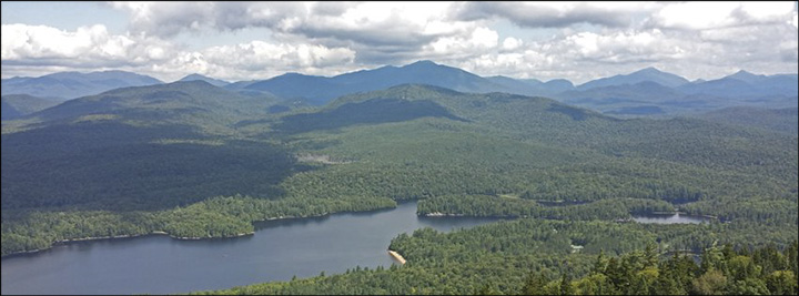Adirondack Trails and Lodging
