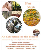 Full Circle Exhibition Poster