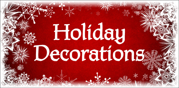 Workshops at the VIC: Holiday Decorations (20 December 2014)