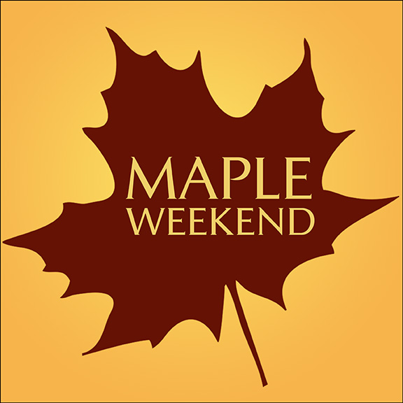 Maple Weekend at the VIC